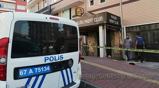 Zonguldak'taki Silahlı Kavga