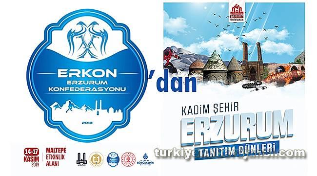 ERKON'dan Erzurum Tanıtım Günleri