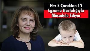 Her 5 Çocuktan 1'i Egzama Hastalığıyla Mücadele Ediyor