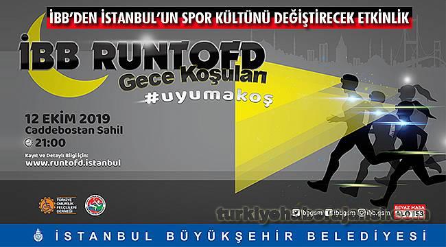 İBB'den İstanbul'un Spor Kültürünü Değiştirecek Etkinlik