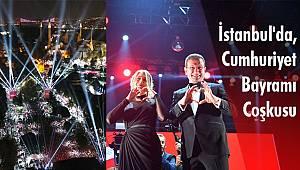 İstanbul'da, Cumhuriyet Bayramı Coşkusu