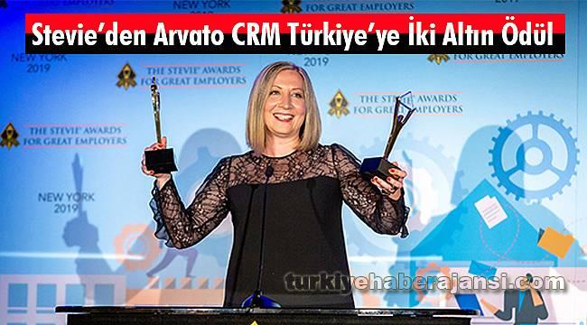 Stevie'den Arvato CRM Türkiye'ye İki Altın Ödül