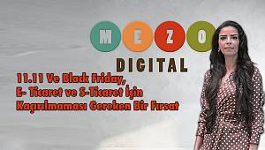 11.11 Ve Black Friday, E- Ticaret ve S-Ticaret İçin Fırsat
