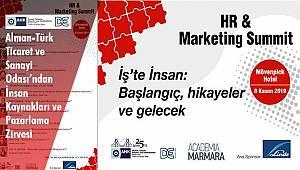 Alman-Türk Ticaret ve Sanayi Odası'ndan İnsan Kaynakları ve Pazarlama Zirvesi