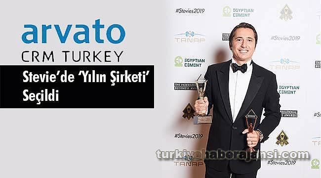 Arvato CRM Türkiye Stevie'de 'Yılın Şirketi' Seçildi