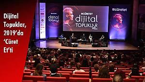Dijital Topuklar 2019'da 'Cüret Et'ti