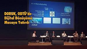 Doruk ODTÜ'de Dijital Dönüşümü Masaya Yatırdı
