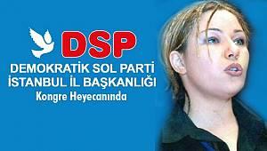 DSP İstanbul'da Kongre Heyecanı