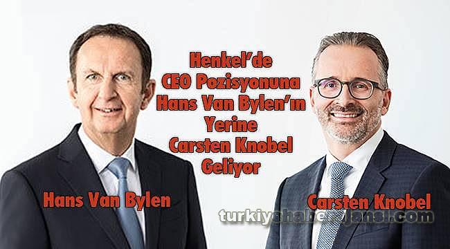 Henkel'in Yeni CEO'suCarsten Knobel