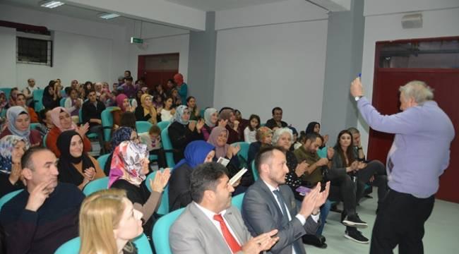 Prof. Dr. Orhan Kural Sancaktepe'de velilere seslendi