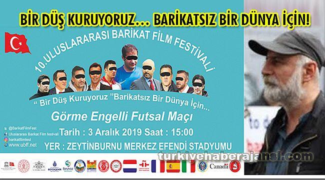 10. Uluslararası Barikat Film Festivali Başladı