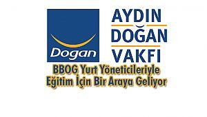 ADV, BBOG Yurt Yöneticileriyle Eğitim İçin Bir Araya Geliyor