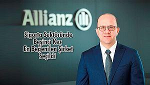 Allianz, Sigorta Sektöründe Beşinci Kez En Beğenilen Şirket Seçildi