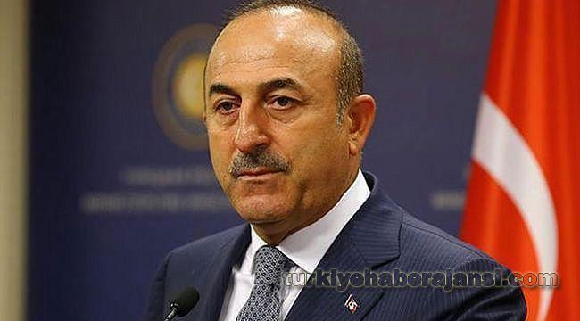 Bakan Çavuşoğlu'ndan Libya Açıklaması