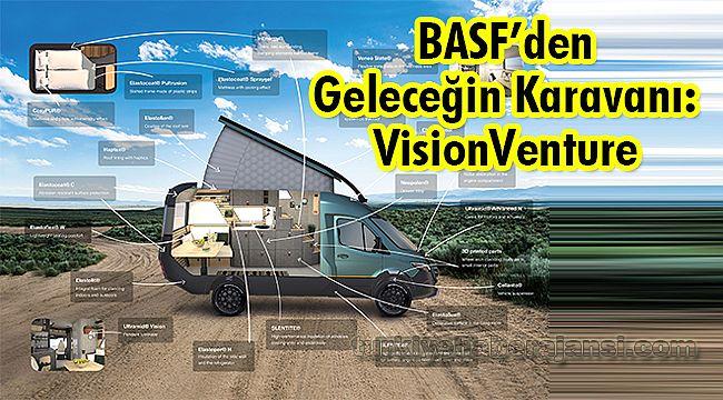 BASF'den Geleceğin Karavanı: VisionVenture