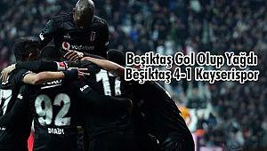 Beşiktaş 4-1 Kayserispor