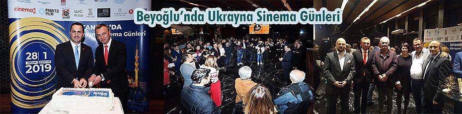 Beyoğlu'nda Ukrayna Sinema Günleri
