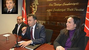 CHP Sancaktepe'de Muharrem Aydın coşkusu