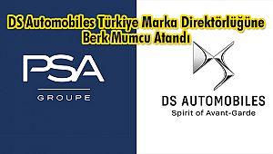 DS Automobiles Türkiye Marka Direktörlüğüne Berk Mumcu Atandı