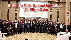 Erciyes'in Şehir Ekonomisine Katkısı 100 Milyon Dolar