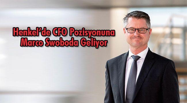 Henkel'de CFO Pozisyonuna Marco Swoboda Geliyor