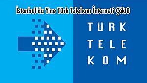 İstanbul'da Yine Türk Telekom İnterneti Çöktü