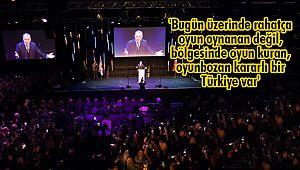 'Oyun Oynanan Değil, Oyun Kuran, Oyunbozan Bir Türkiye'