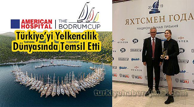 The Bodrum Cup Türkiye'yi Yelkencilik Dünyasında Temsil Etti