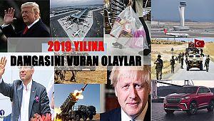 2019 Yılına Damgasını Vuran Olaylar