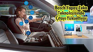 Bosch Yapay Zeka Teknolojisinde Çıtayı Yükseltiyor