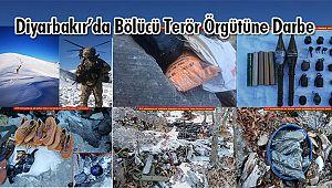 Diyarbakır'da Bölücü Terör Örgütüne Darbe