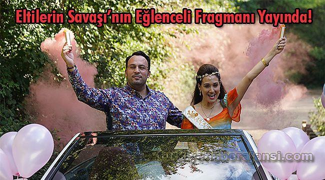 Eltilerin Savaşı'nın Eğlenceli Fragmanı Yayında!