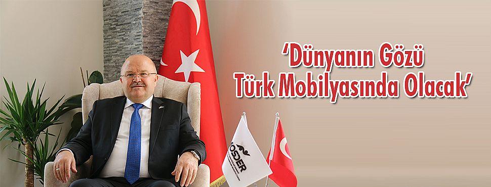 İMOB Geri Sayım: 'Dünyanın Gözü Türk Mobilyasında Olacak'
