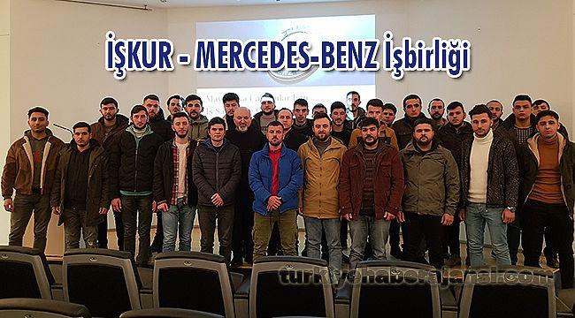 İŞKUR - MERCEDES-BENZ İşbirliği