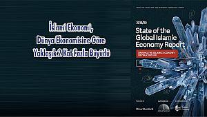 İslami Ekonomi, Dünya Ekonomisine Göre Yaklaşık 2 Kat Fazla Büyüdü