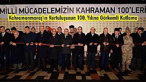 Kahramanmaraş'ın Kurtuluşunun100. Yılına Görkemli Kutlama