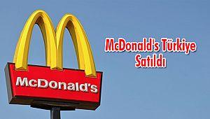 McDonald's Türkiye Satıldı