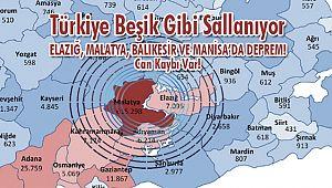 Türkiye Beşik Gibi Sallanıyor