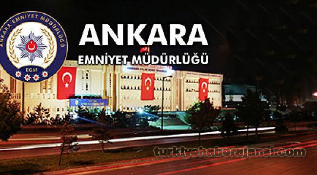 Ankara'da narkotik bilançosu : 276 şüpheli yakalandı
