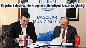 Bağcılar Belediyesi ile Kragujevac Belediyesi Arasında İşbirliği