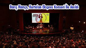 Barış Manço, Kurtalan Ekspres Konseri İle Anıldı