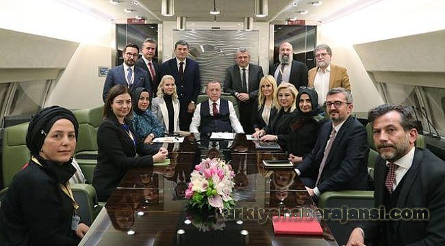 Erdoğan'dan Ukrayna Dönüşü Kritik Açıklamalar!