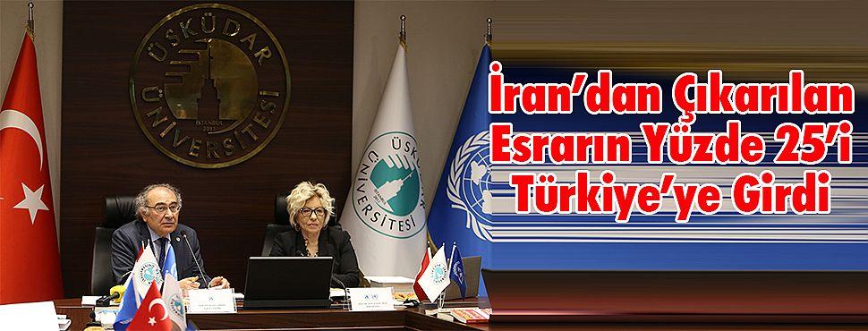 İran'dan Çıkarılan Esrarın Yüzde 25'i Türkiye'ye Girdi