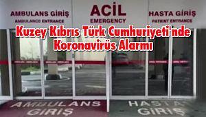 Kuzey Kıbrıs Türk Cumhuriyeti'nde Koronavirüs Alarmı