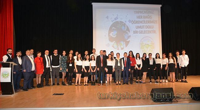 Ordu Gürgentepe Akören Derneği, Sancaktepe'de Burs Gecesi Düzenledi