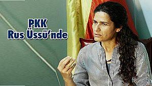 PKK Rusya'nın Himeymim Askeri Üssünde!