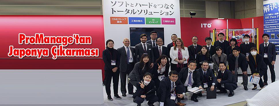 ProManage'tan Japonya Çıkarması