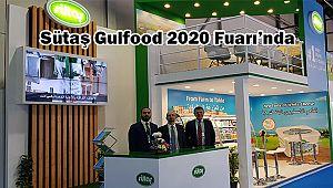 Sütaş Gulfood 2020 Fuarı'nda