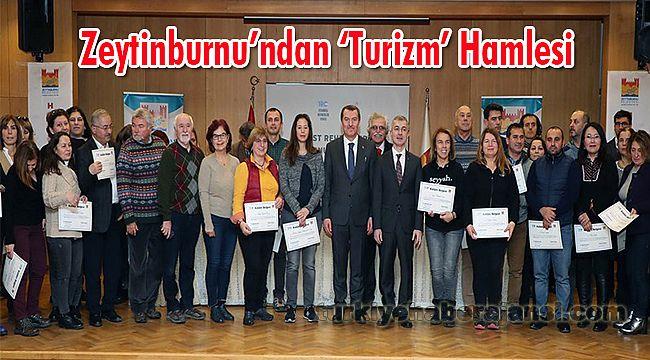 Zeytinburnu'ndan 'Turizm' Hamlesi