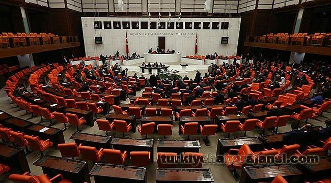 2'nci yargı paketi Meclise sunuldu